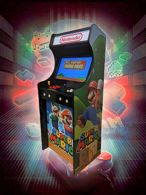 The Wing - Pre-designed home arcade machine