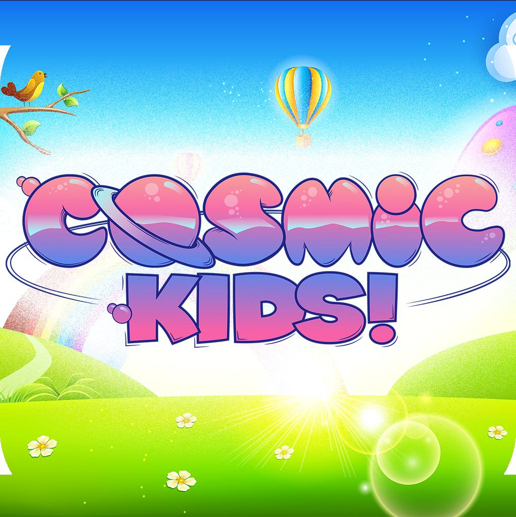 Cosmic Kids Yoga (under 4s)