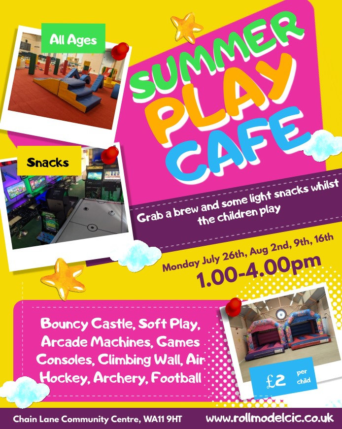 Summer Play Cafe