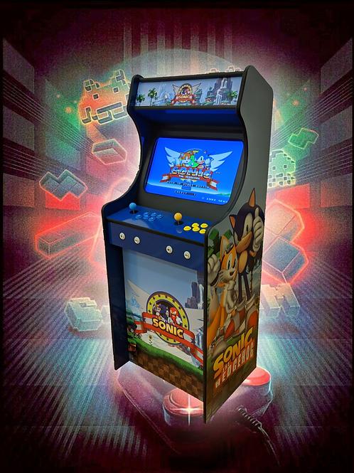 Sonic Themed Home Arcade Machine