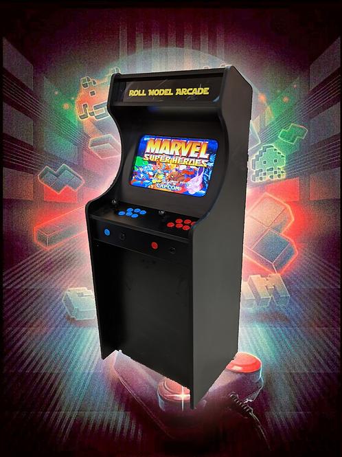 Plain Black Home Arcade Machine