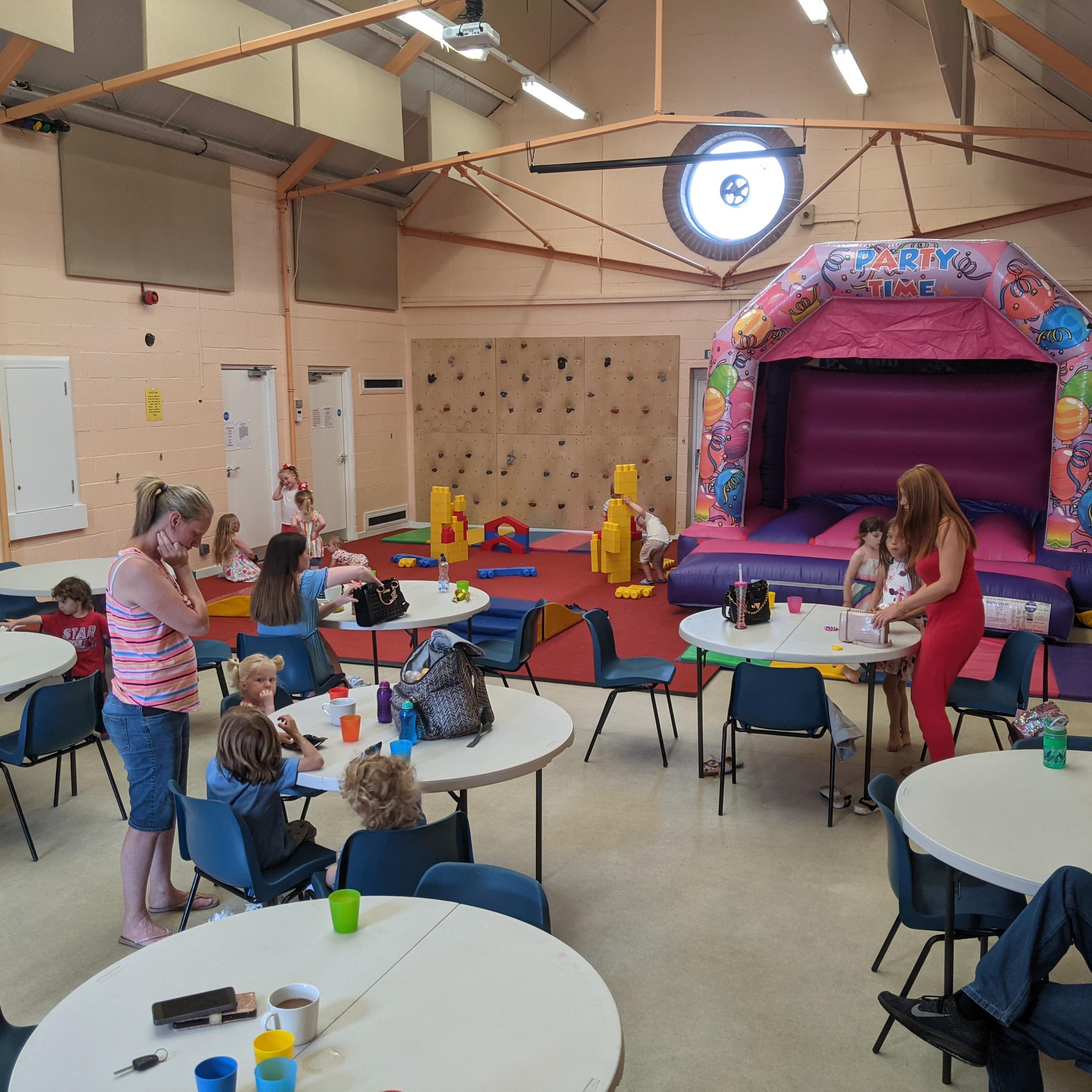 Birthdays- Softplay, Castle, Games, Food