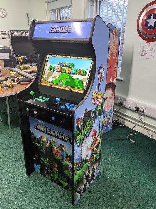 Custom Themed Home Arcade Machine