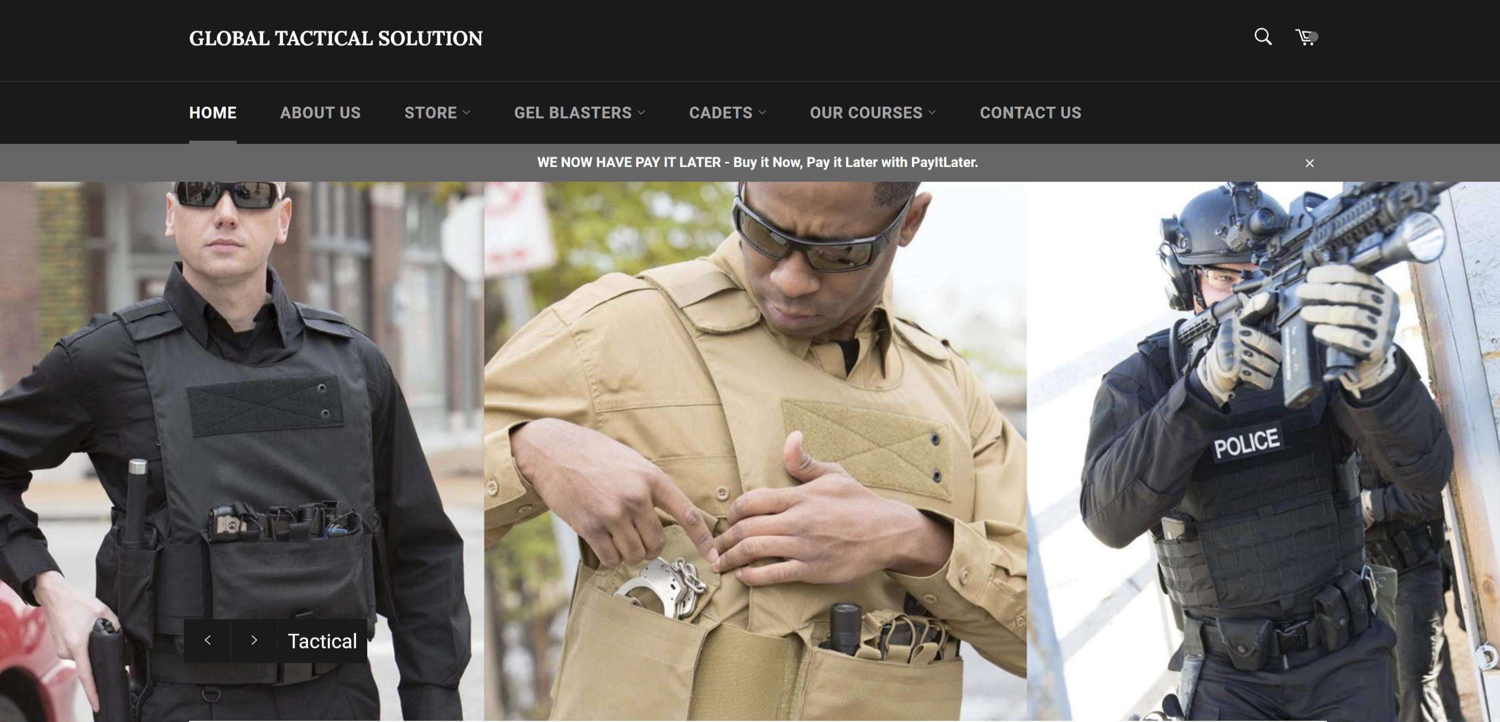 Global Tactical Solutions