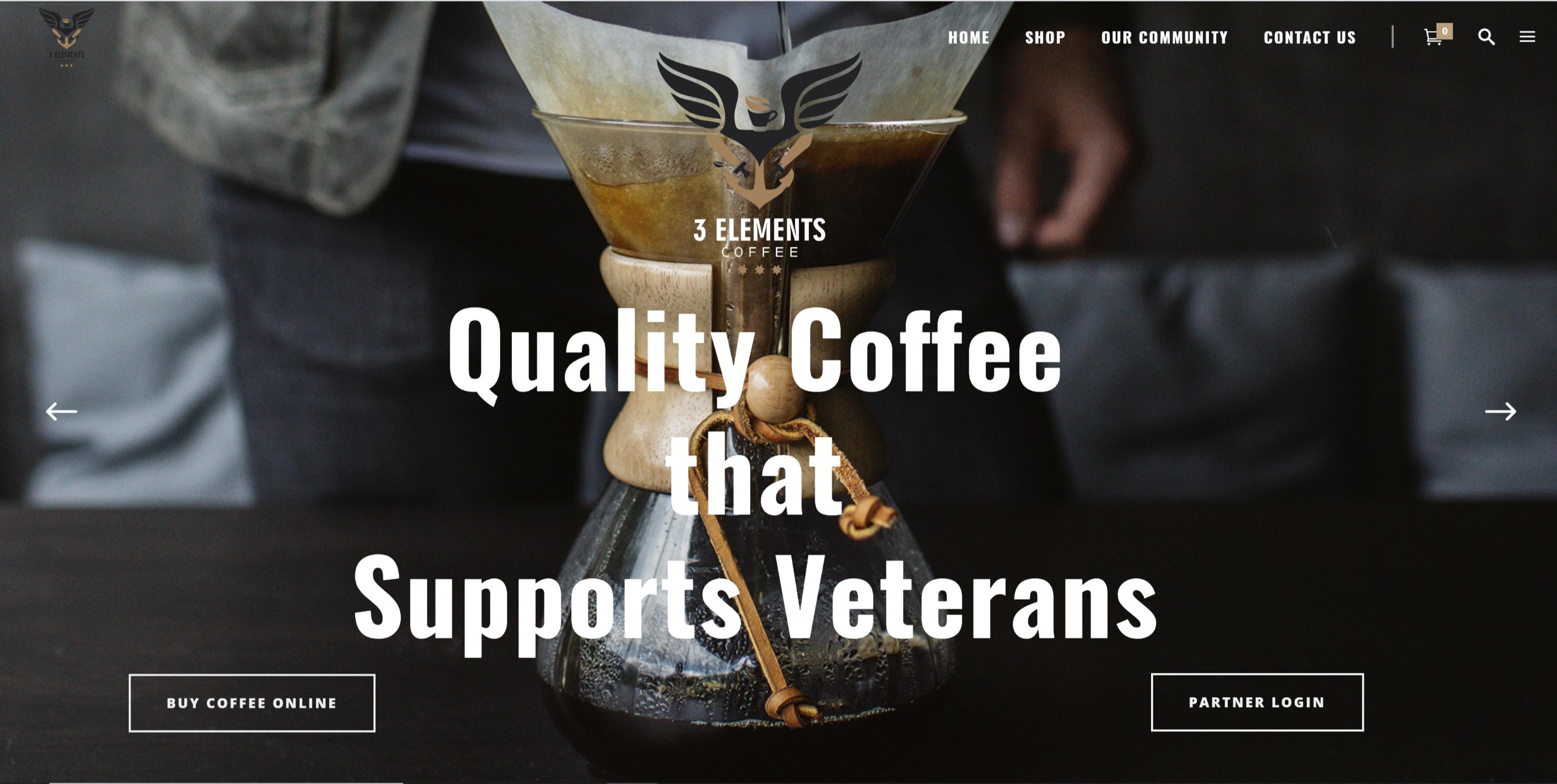 3 Elements Coffee