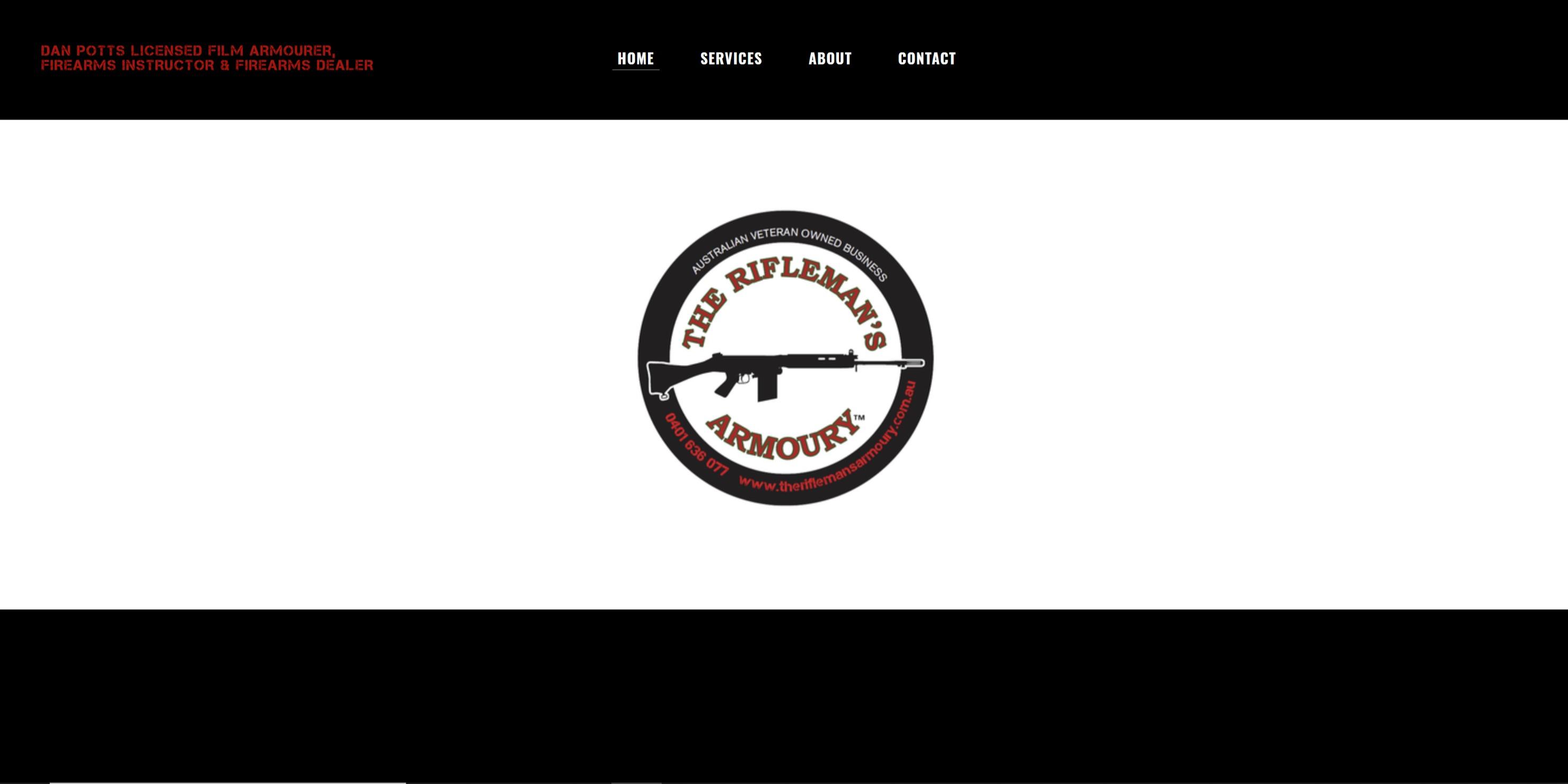The Rifleman's Armoury