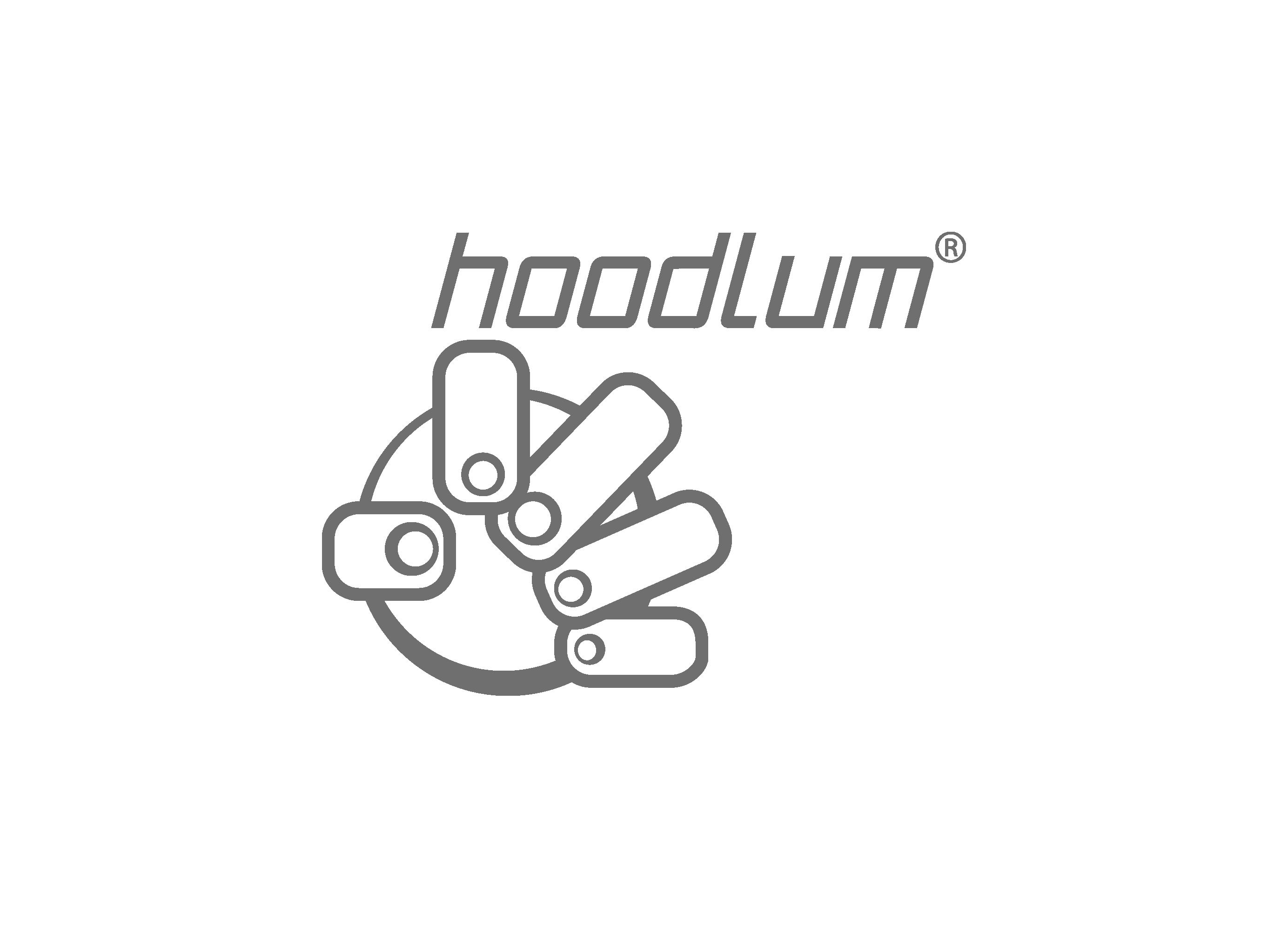 hoodlum_logo grey