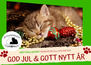 God jul & gott nytt år!