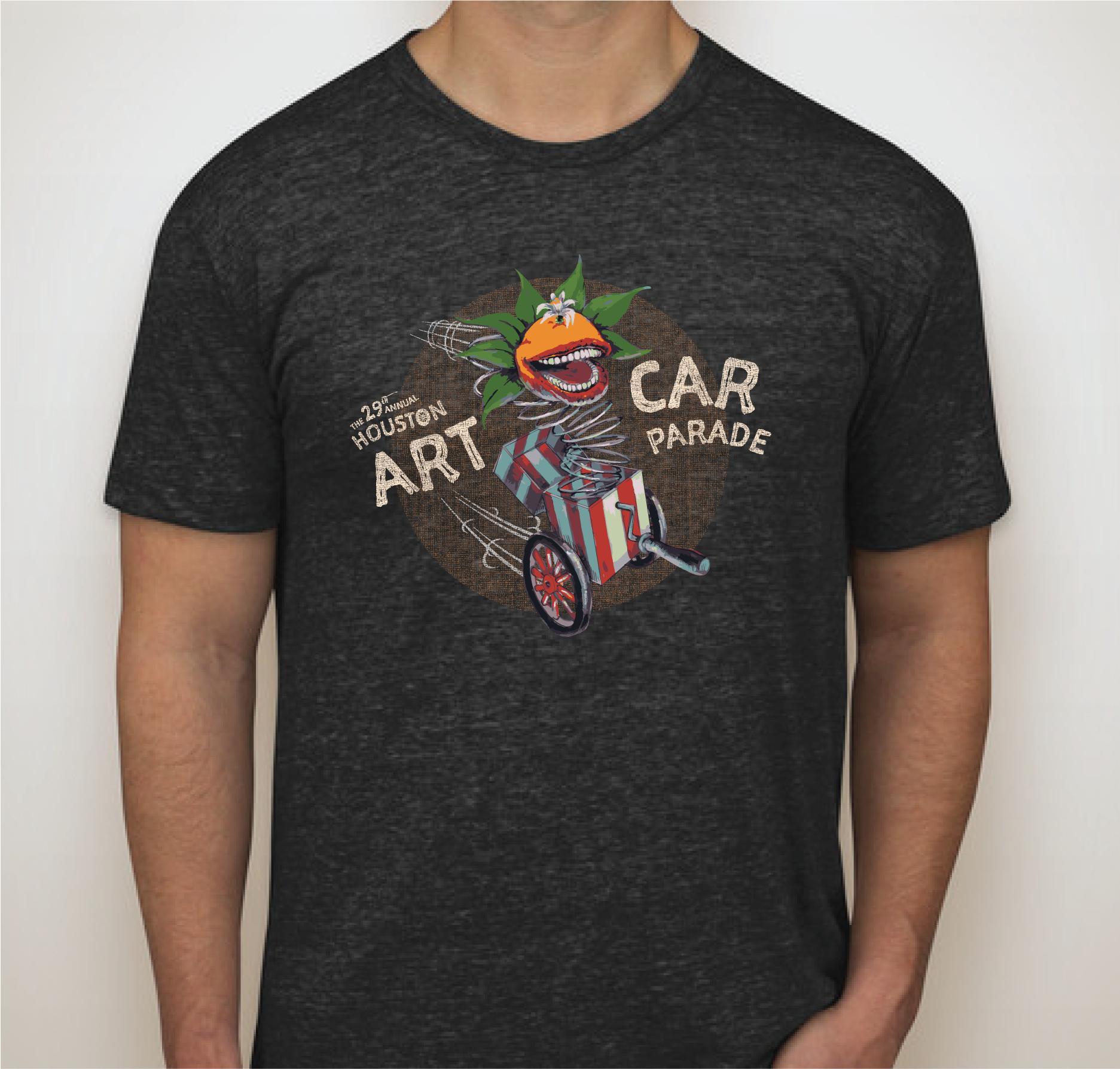 2016 Art Car Parade T-shirt