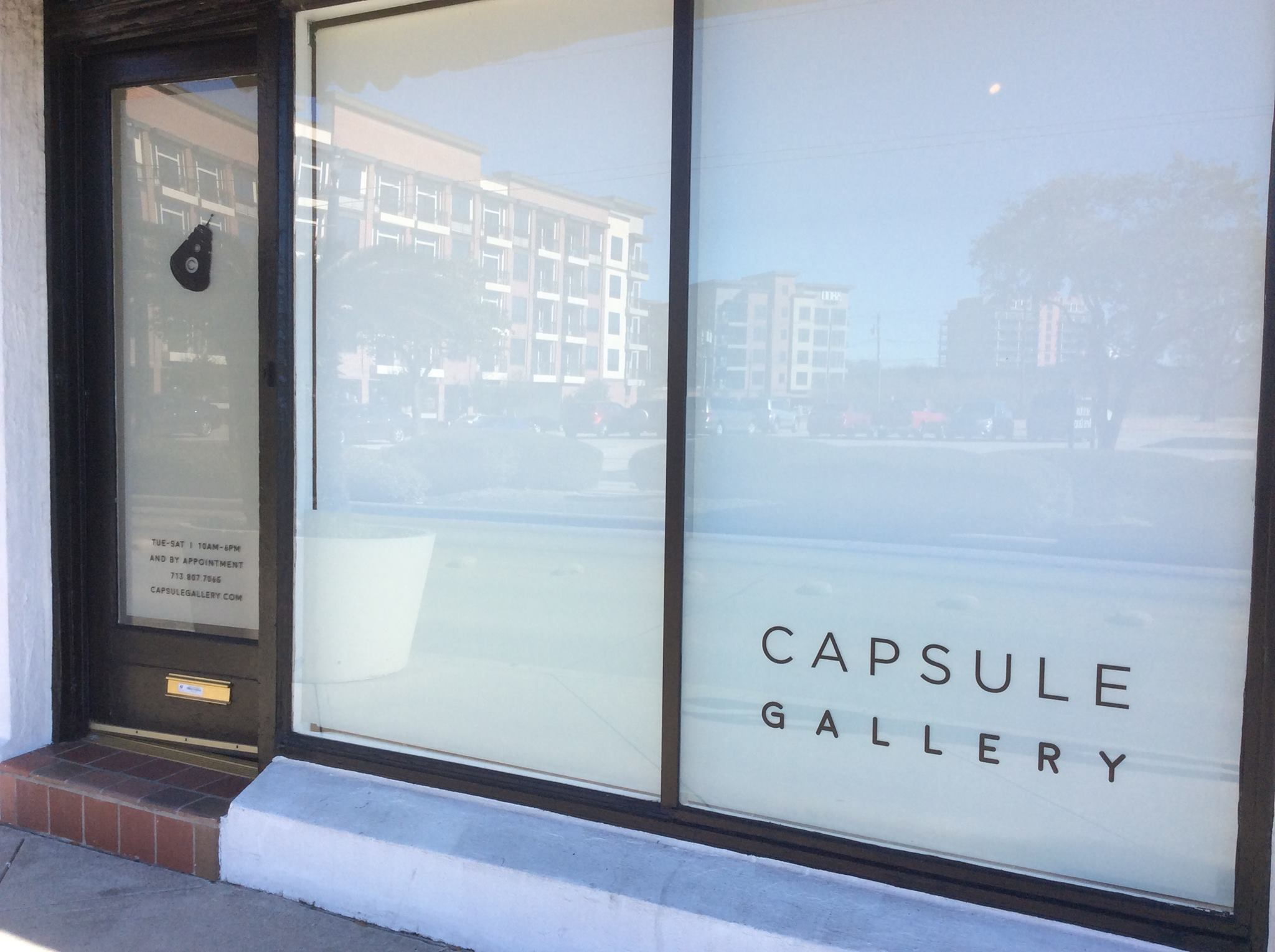 Capsule Window Vinyl