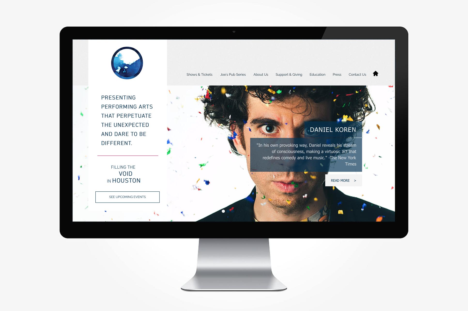 Lott-Presents-website