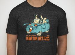 2017 Art Car Parade T-shirt