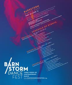 2015 Barnstorm Poster, cool