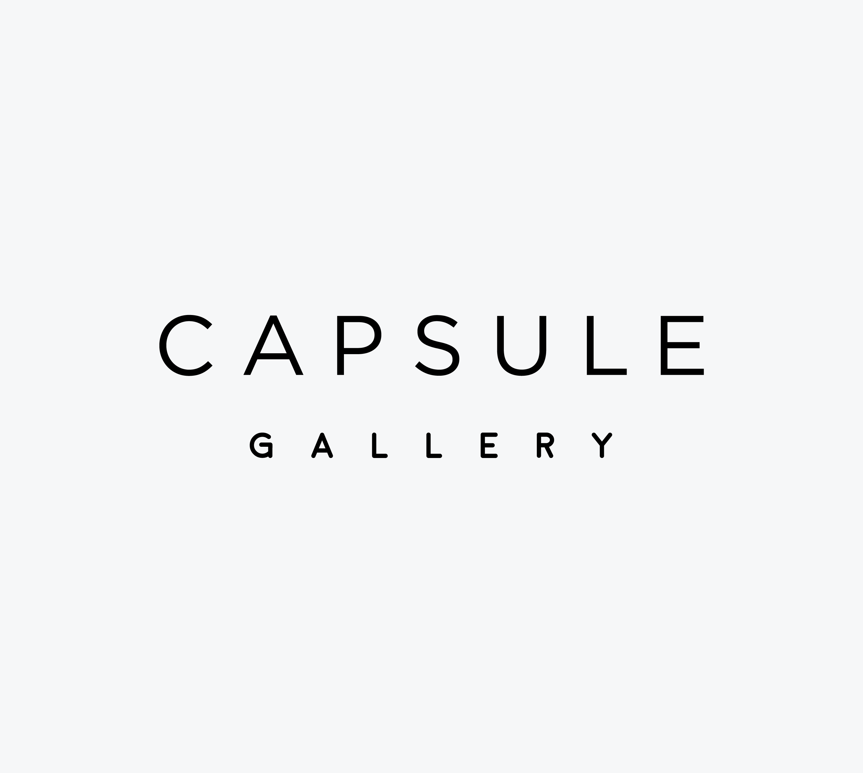 Capsule Logo, Alternative 1