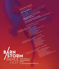 2016 Barnstorm Poster, warm