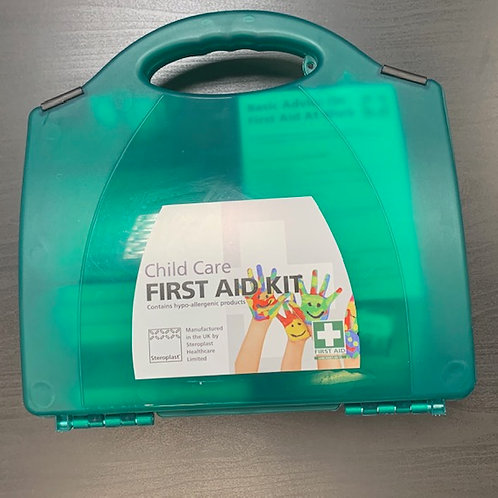 Child Care First Aid kit