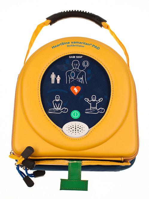 HeartSine 500 SEMI-AUTOMATIC Defibrillator WITH CPR ADVISOR