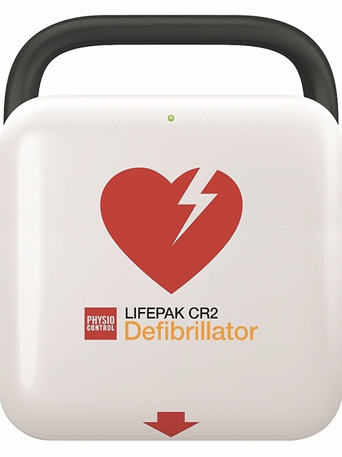 LifePak CR2 Defibrillator Handle Only