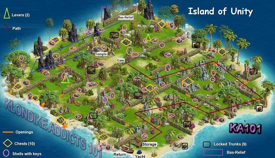 Island of Unity