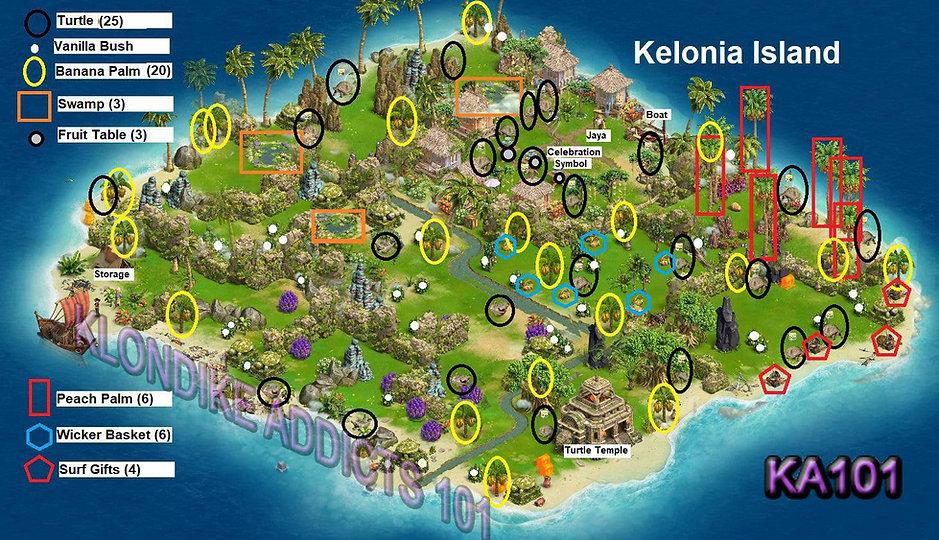 Kelonia Island