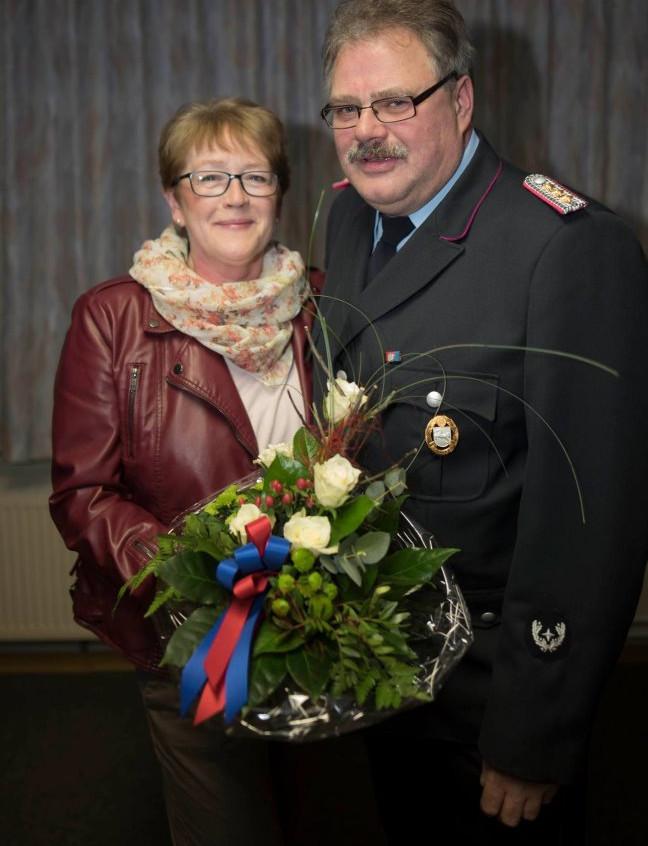Ingfried Battermann und Ehefrau