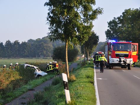 Verkehrsunfall in Jemgum endete tragisch