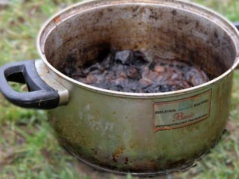 Vermeintlicher Küchenbrand entpuppt sich als vergessener Topf auf dem Herd