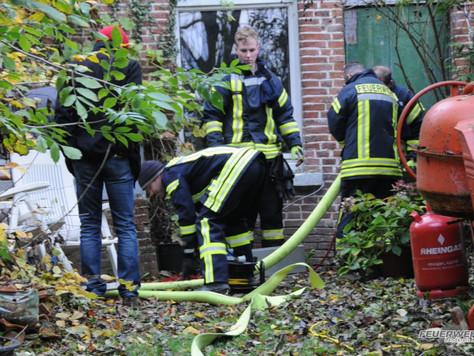 Vermisste Gerda B. – Feuerwehr pumpte Zisterne leer