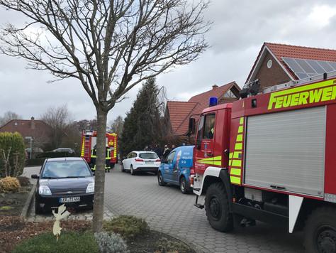 Einsätze wegen Gasgeruch in Heisfelde und Hesel