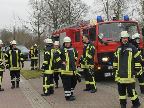 Vermeintliche Rauchentwicklung sorgte für Feuerwehreinsatz