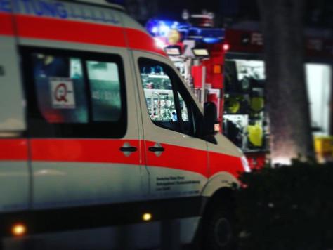 Gemeldeter Zimmerbrand in Holtland - Topf auf Herd vergessen