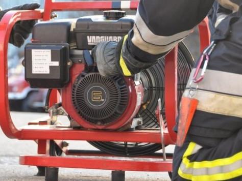 Feuerwehreinsatz nach Einbruchsalarm in Tankstelle