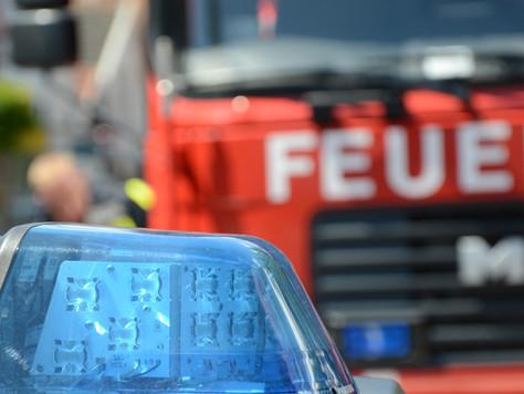 Kellerbrand in Weener gemeldet