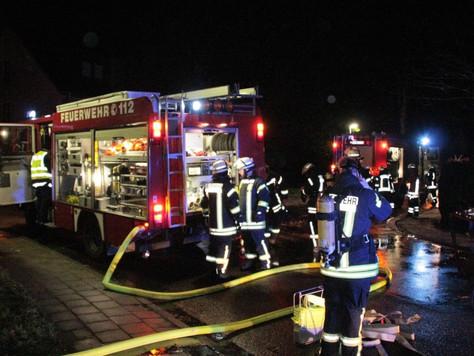 Pizza im Ofen vergessen – Feuerwehreinsatz in Weener