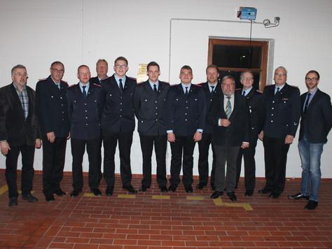 Feuerwehr Neermoor rückte zu 69 Einsätzen aus