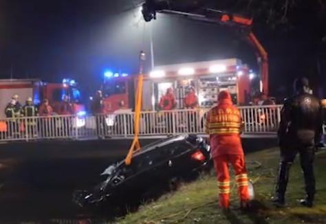Zwei Jugendliche starben bei schrecklichem Unfall in Westrhauderfehn