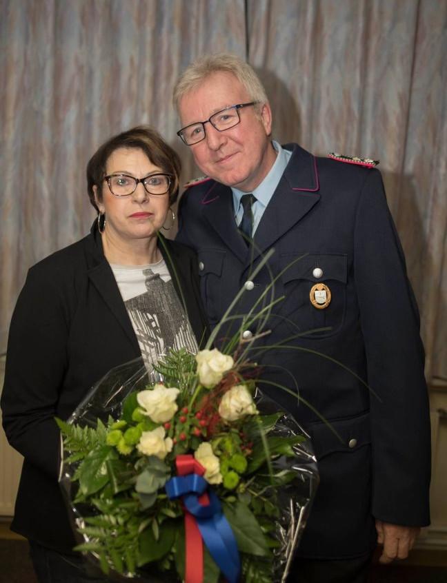 Wilfried Appel und Ehefrau