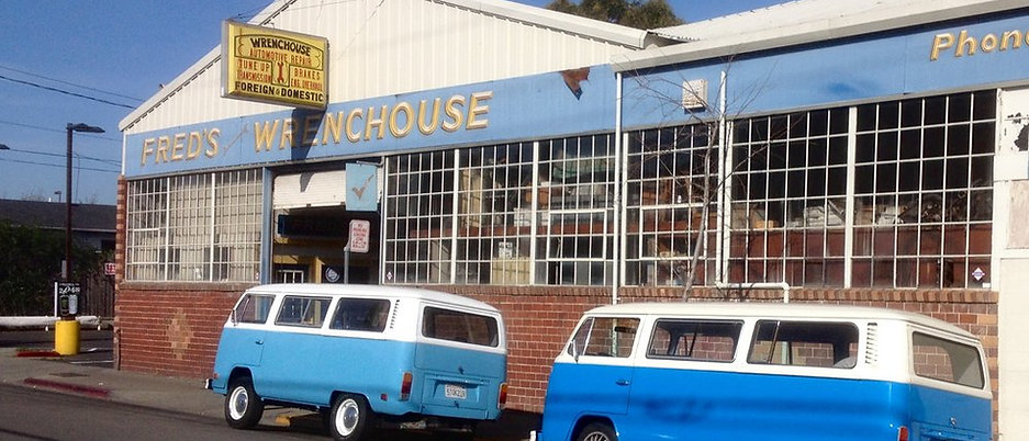 freds wrenchouse alameda auto repair service
