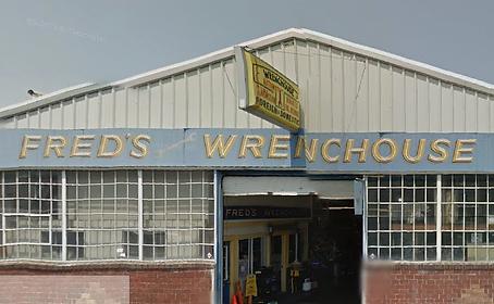 auto repair shop alameda