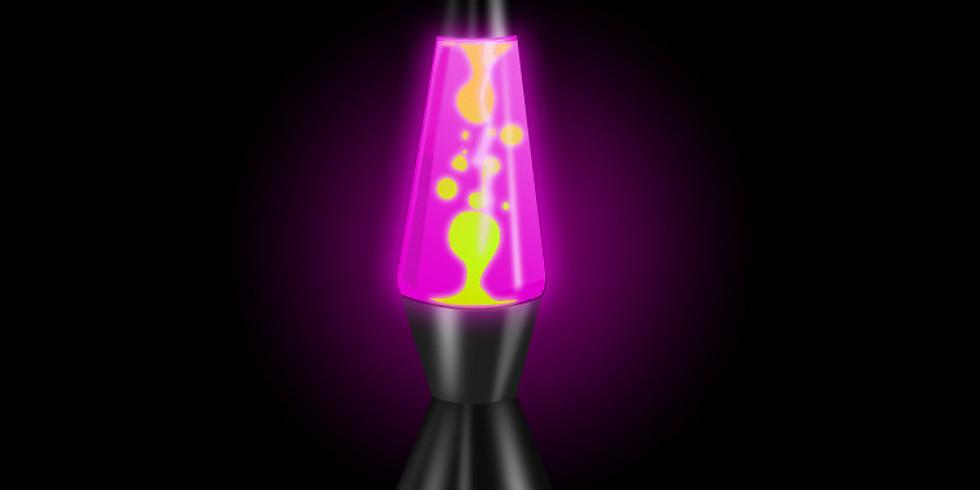 Girls Make  Lava Lamps