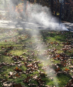 Mike Santos Irrigation Blow-out