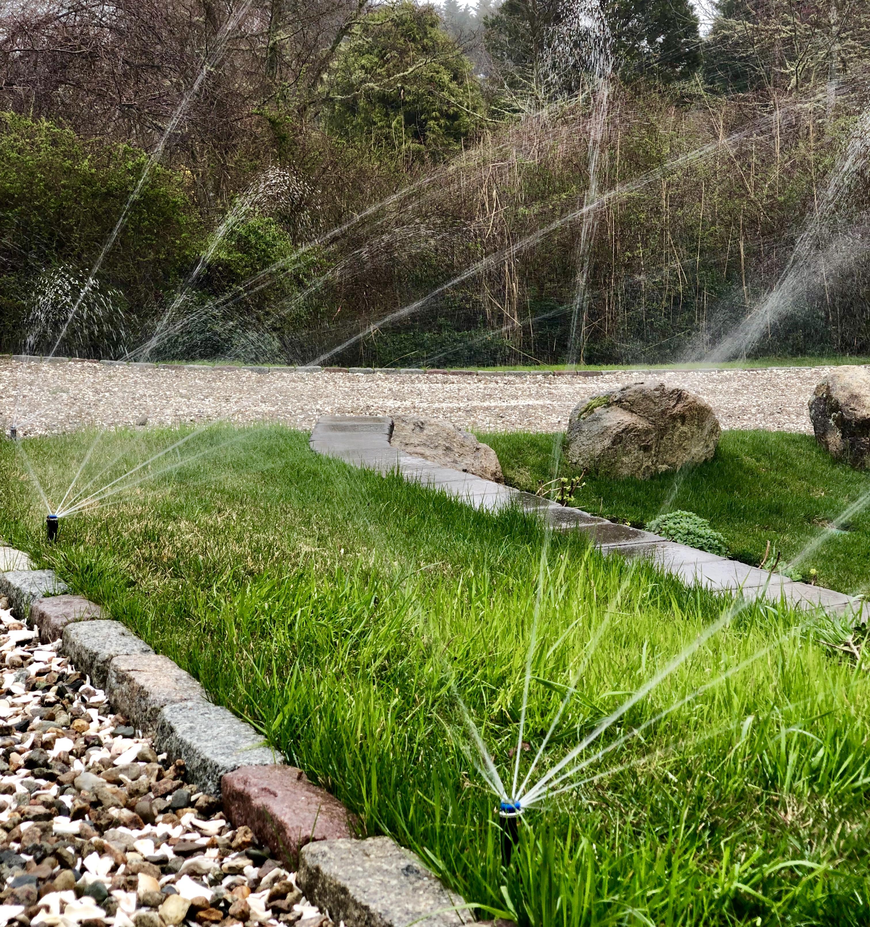Mike Santos Irrigation - Irrigation Turn-on