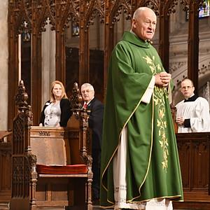 St. Patrick's Pro-Life Mass