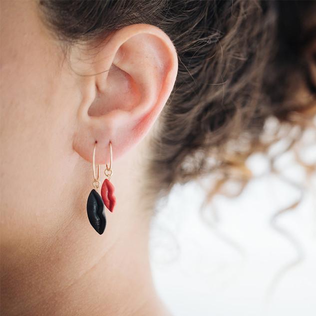 S & XS Hoop Earrings