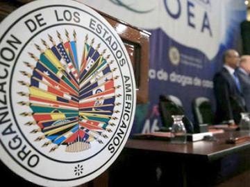 OEA considerará situación de Venezuela este miércoles