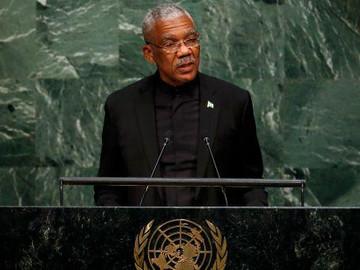 """Guyana denuncia """"ambiciones expansionistas"""" de Venezuela"""