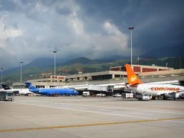 Aerolineas en Venezuela sobreviven gracias a vuelos Internacional
