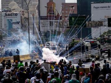 ONG reporta 2.815 detenidos en las protestas en Venezuela