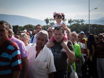 EEUU ha destinado casi $31 millones en ayuda humanitaria para los venezolanos que huyen de su país