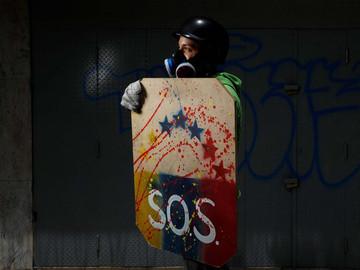 Los escuderos de la resistencia, inspirados por Ucrania